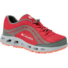 Columbia Drainmaker IV Shoes Youths Bright Rose/Hot Coral